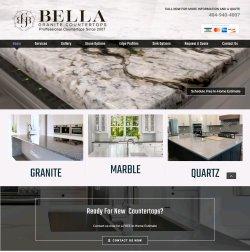 Bella Granite Countertops