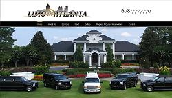 Limos in Atlanta and Alpharetta