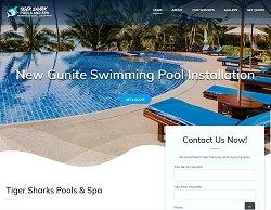 Tiger Shark Pools and Spa